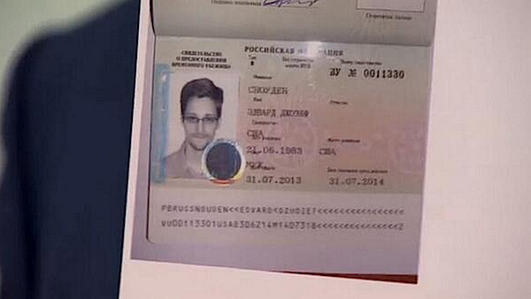Documento Snowden
