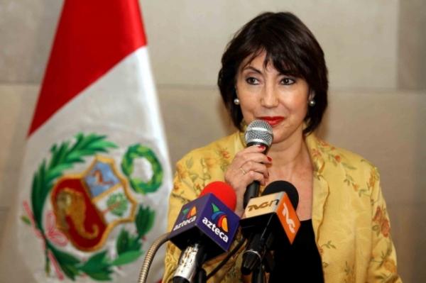 Elizabeth Astete Peru