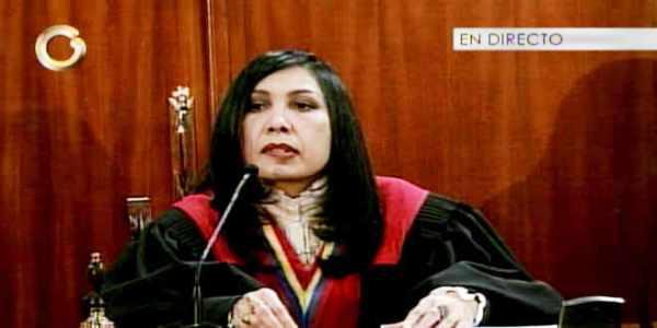Gladys-Gutiérrez Venezuela