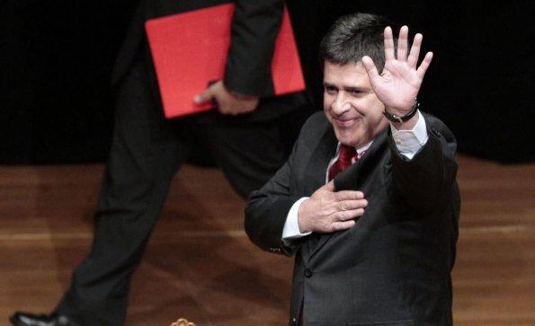 Horacio Cartes 2