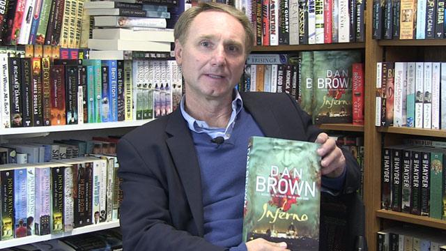Dan Brown Inferno book