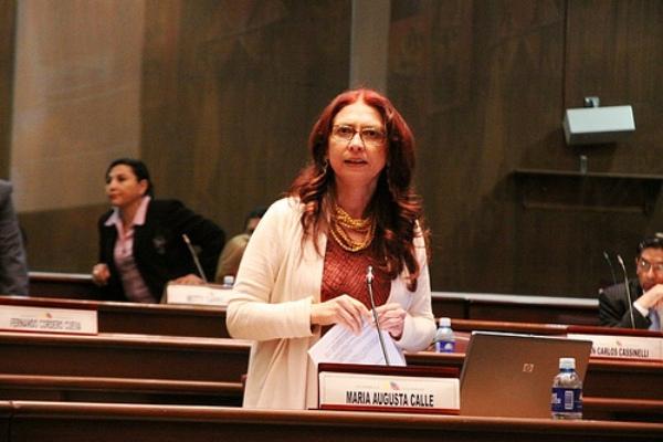 María Augusta Calle