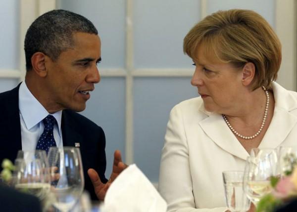Obama-Angela-Merkel