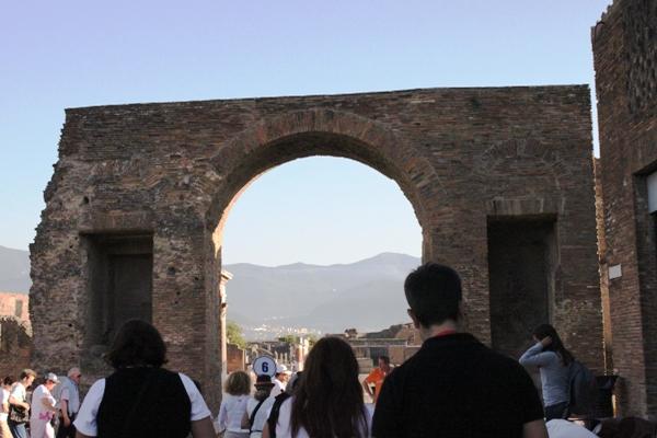 Pompeya muro