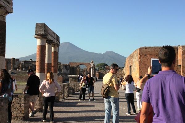 Pompeya. Foto de Archivo, La República.