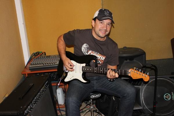 TPB guitarrista