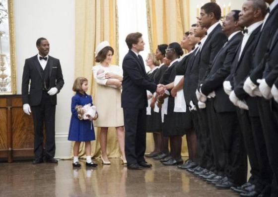 The Butler con Kennedy