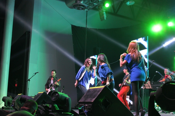Time Project Band 085