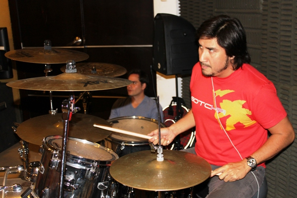 Time Project Band bateria