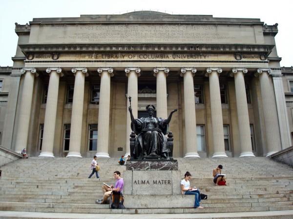 Universidad de Columbia. Foto de Archivo, La República.