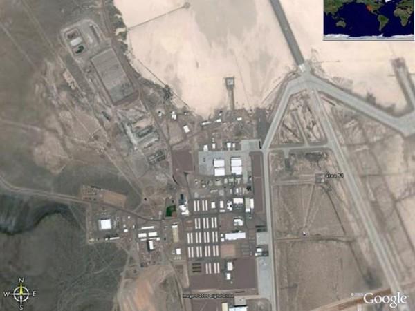 """Los documentos recién divulgados muestran que el propósito del """"Área 51"""" fue el probar aviones para espionaje, capaces de volar a gran altura y cubrir distancias muy largas."""