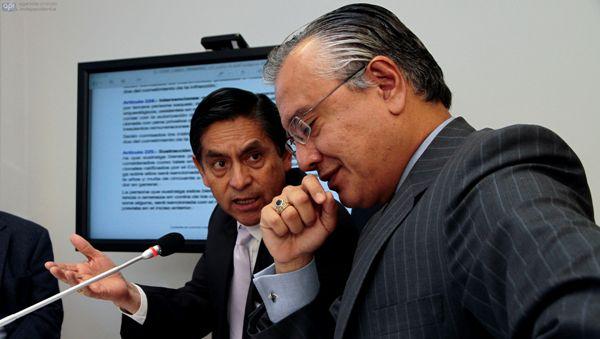 El secretario jurídico de la Presidencia, en foto delo 28 de agosto de 2013e. API