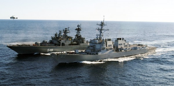 buques rusos