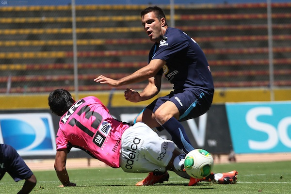 Católica vs. Independiente. API/Juan Cevallos