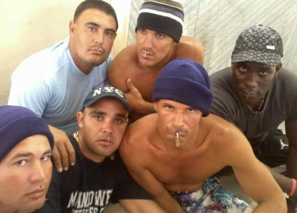 cubanos en bahamas