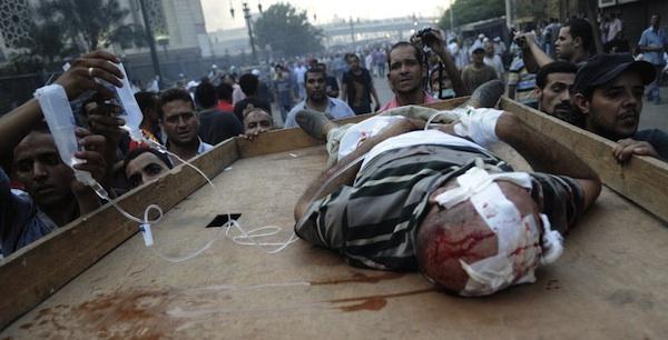egipto viernes ira
