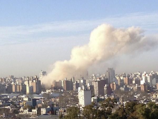 ARGENTINA-EXPLOSION