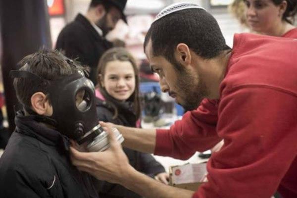 mascaras de gas