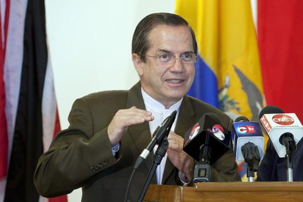 Ricardo Patiño, Foto de Archivo: La República.