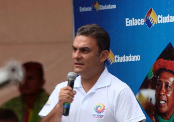 José Serrano, ministro del Interior.