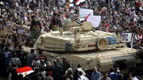 tanque egipto