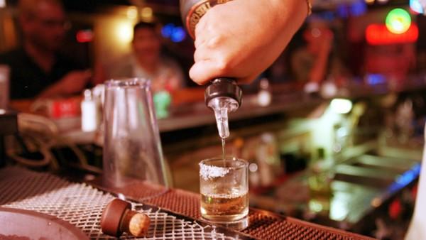 Tequila mexicano. Foto de Archivo, La República.