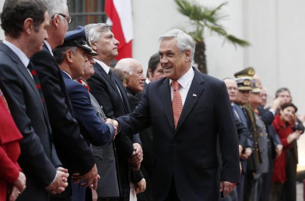 Allende Piñera