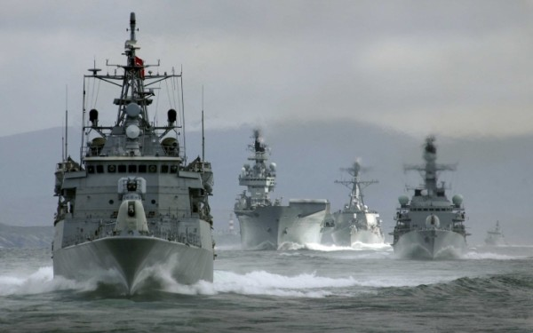 Armada rusa 1