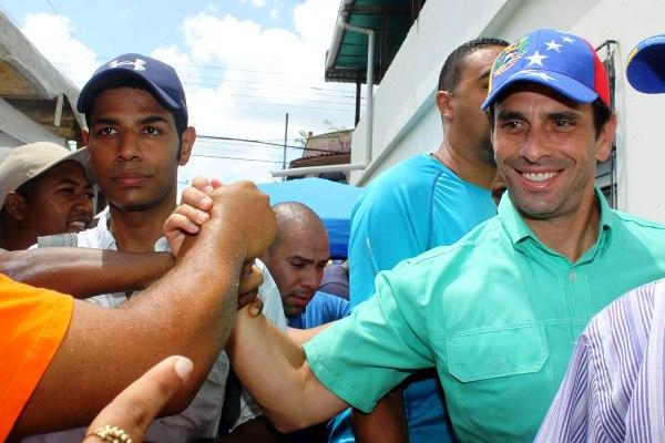 Capriles hospitales
