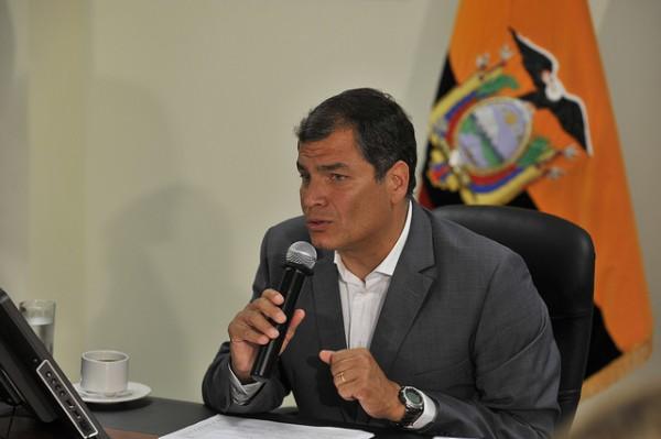 Correa conversatorio gye