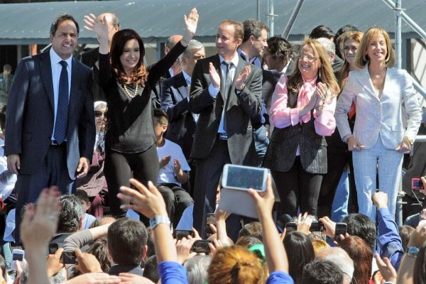 Cristina Fernandez elecciones