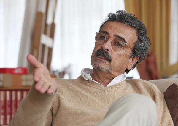 Diego Cornejo, periodista. Foto de Archivo.