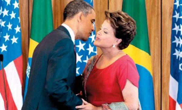 Dilma y Obama
