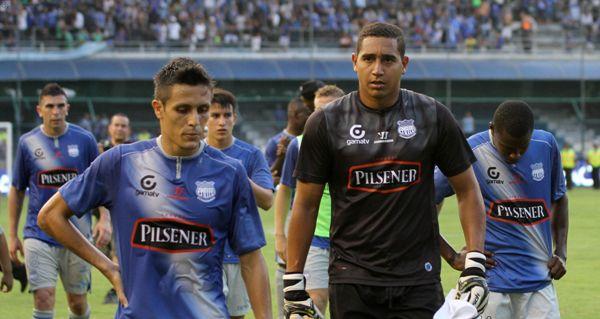 Emelec-Liga de Quito