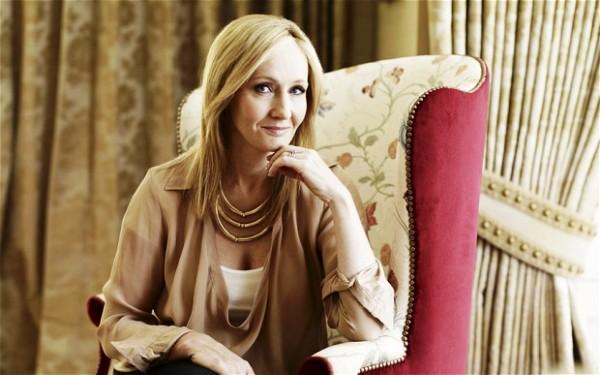 J.K Rowling, escritora de Harry Potter. Foto de Archivo, La República.