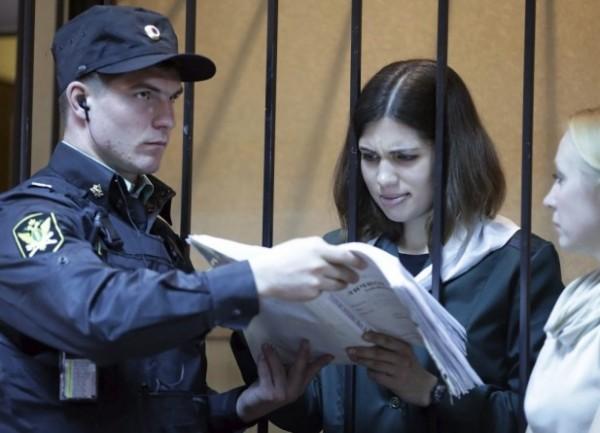 Nadezhda Tolokónnikova 1