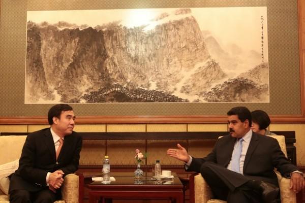 Nicolas Maduro China