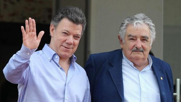 Santos y Mujica