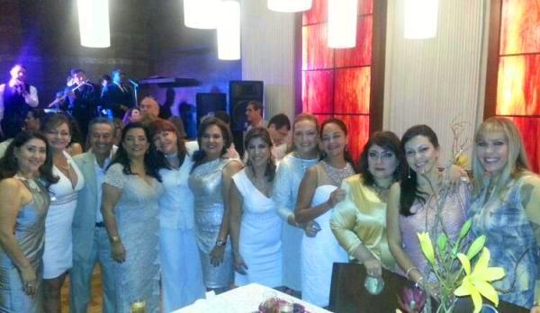 Tania y amigas