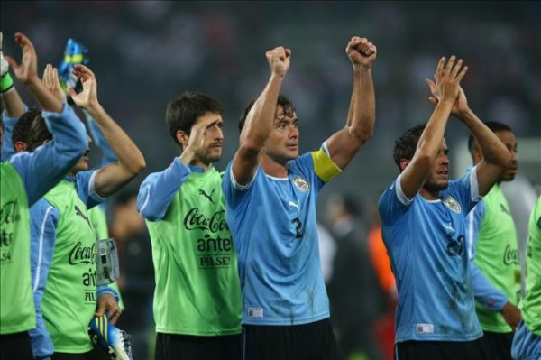 Uruguay gana