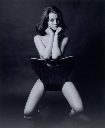 Christine Keeler.