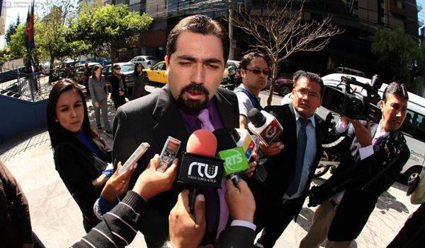 QUITO 17 DE JUNIO 2013. Inicia audiencia en contra del diario hoy FOTOS API / JUAN CEVALLOS.