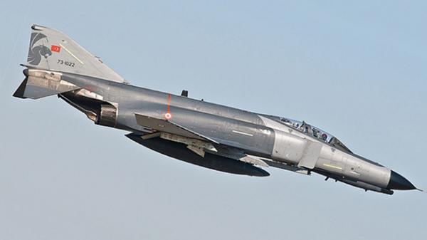 fuerza aerea turca