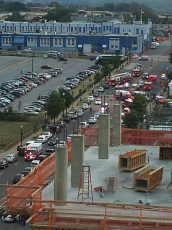 Navy Yard, en Washington.