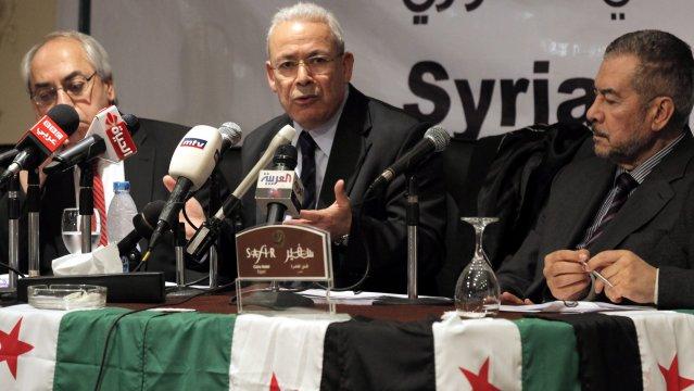 oposicion siria_