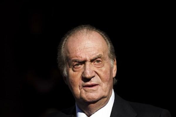 Foto de archivo del rey Juan Carlos de España. (AP Foto/Daniel Ochoa de Olza, File)