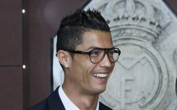 ronaldo gafas