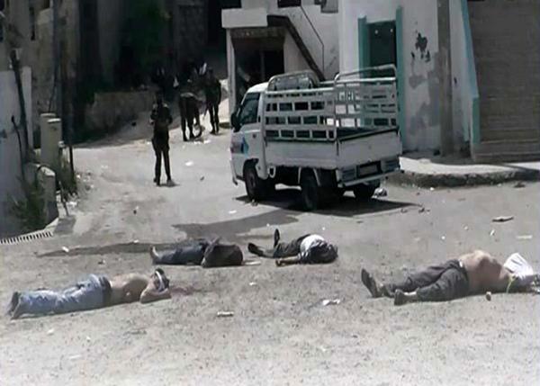 Mideast Syria