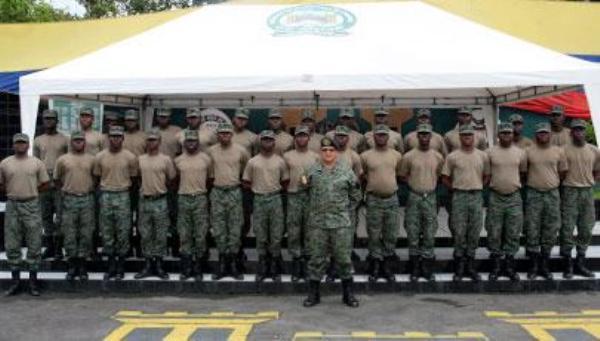 soldados haiti