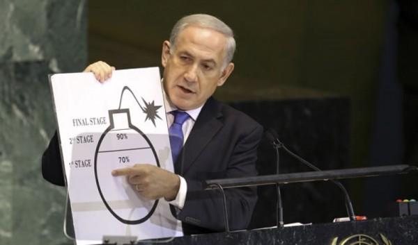 Benjamin Netanyahu_